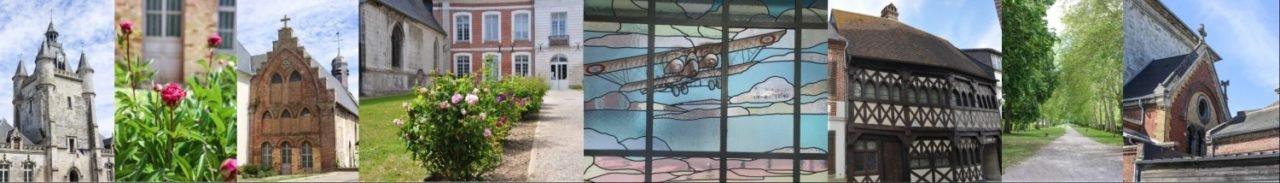 Ville de RUE - Baie de Somme - Marquenterre
